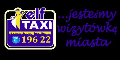 ELF TAXI 19622  Olsztyn Logo